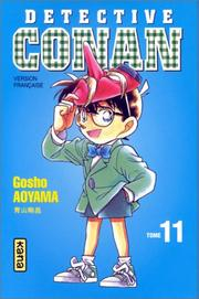 Cover of: Détective Conan, tome 11 by Gosho Aoyama