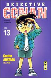 Cover of: Détective Conan, tome 13 by Gosho Aoyama