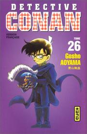 Cover of: Détective Conan, tome 26 by Gosho Aoyama