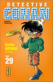 Cover of: Détective Conan, tome 29 by Gosho Aoyama