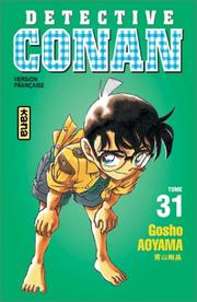 Cover of: Détective Conan, tome 31 by Gosho Aoyama