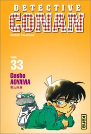 Cover of: Détective Conan, tome 33 by Gosho Aoyama