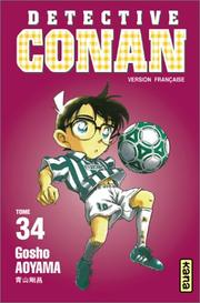 Cover of: Détective Conan, tome 34 | Gosho Aoyama