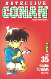 Cover of: Détective Conan, tome 35 by Gosho Aoyama