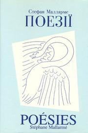 Cover of: Poesies (World Classics | Stéphane Mallarmé