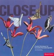 Cover of: Close Up | John Brackenbury