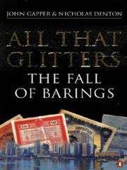 Cover of: All that glitters by John Gapper